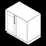 base cabinet blind corner