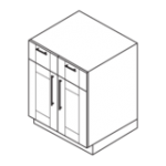 base cabinet sink base