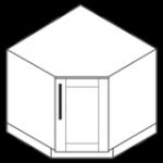 base cabinet sink base angle