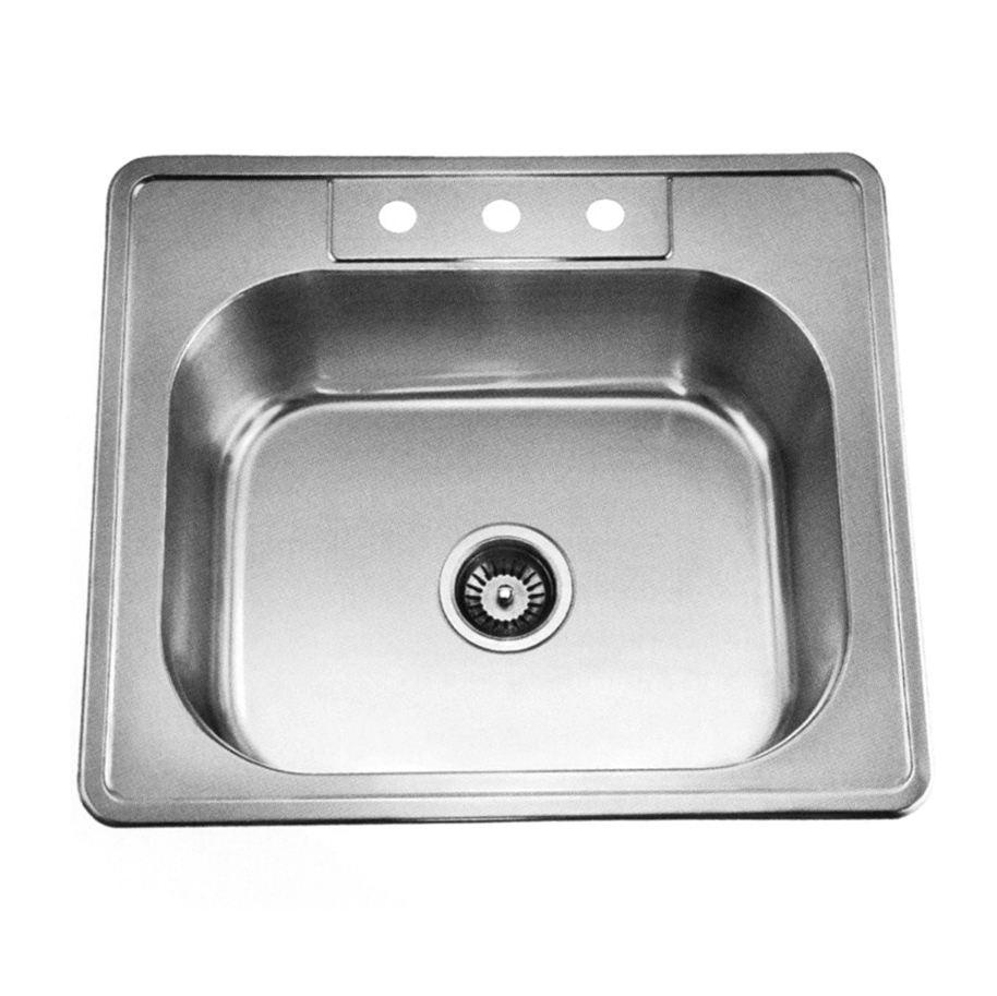 Top Mount AST Sinks