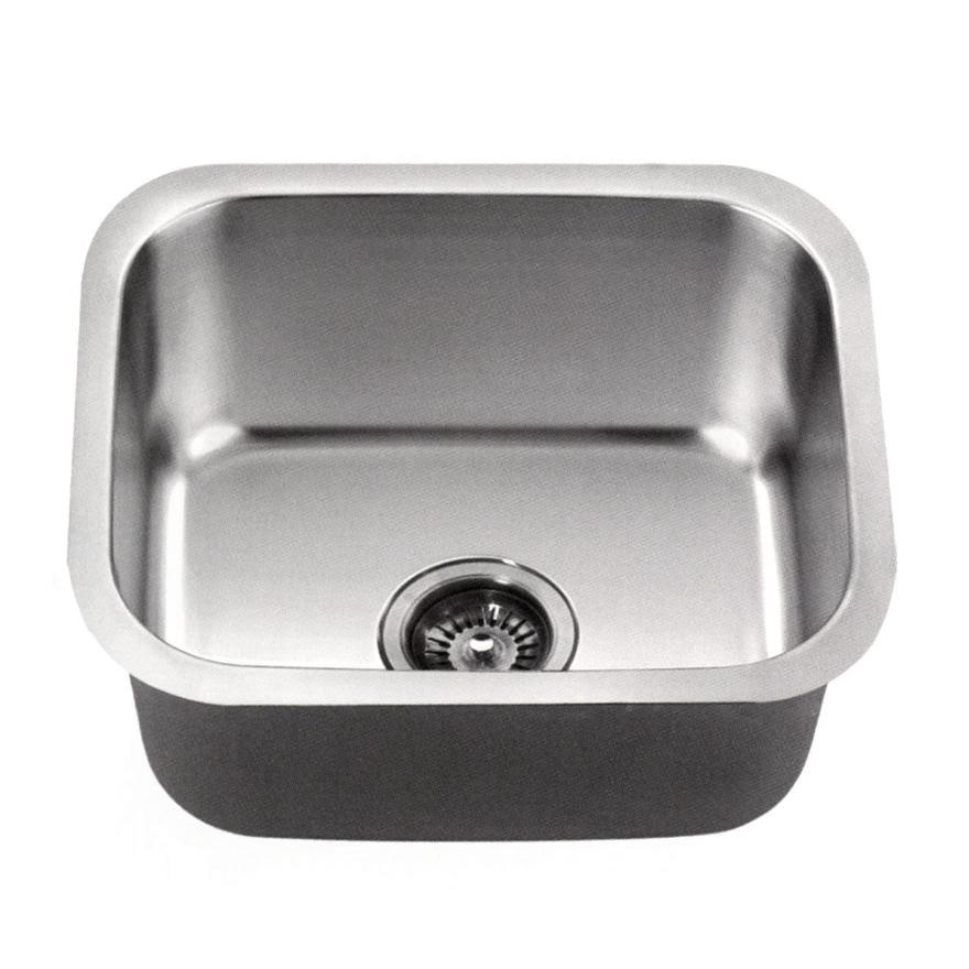 Undermount ASU Sinks